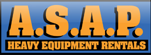A.S.A.P HEAVY EQUIPMENT RENTALS